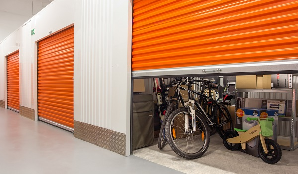 self storage in London internal inventory of documents