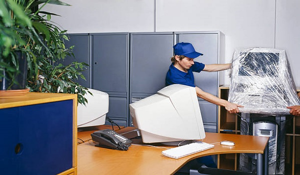 Office removals London Transportation of Office Equipment